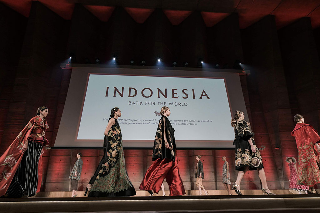 Indonesia Batik for the World